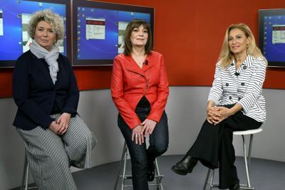 Casale, Di Michele e Nava ad AdnKronos Live /Video