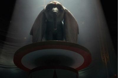 'Dumbo' continua a volare