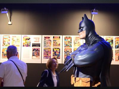 Da Batman a Cristina D'Avena, tutto pronto per Romics