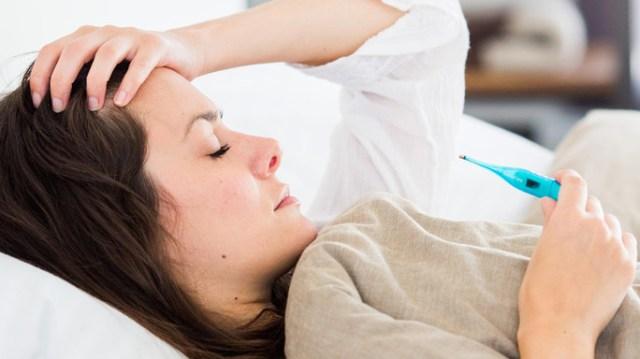 influenza febbre