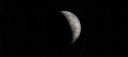 mercurio scoperta spazio
