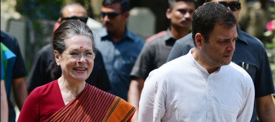 india elezioni modi ghandi