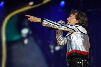 Mick Jagger sta bene