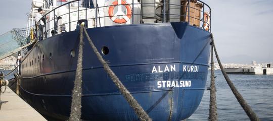 Sea Eye migranti salvini