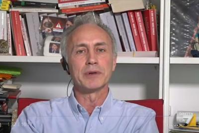 Travaglio: Luttazzi prova della verità per Rai e governo
