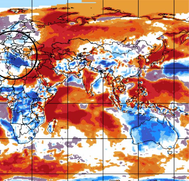 immagine 1 articolo centro meteo canadese prima settimana di giugno temperature sotto la norma