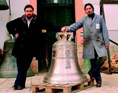 Da Agnone alla Terra Santa suona la tradizione delle campane Marinelli