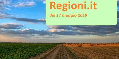 Regioni.it del 17 maggio