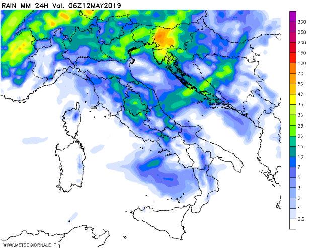 immagine 3 articolo previsioni meteo weekend peggioramento per tutta italia