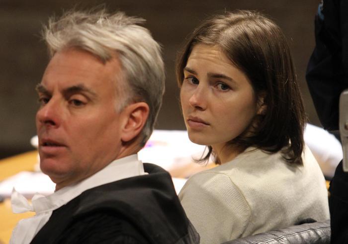 Knox, Corte Strasburgo rigetta richiesta, definitiva condanna dell'Italia