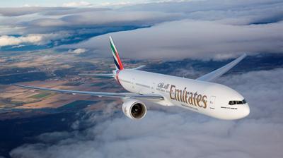 Emirates, via la plastica dai voli