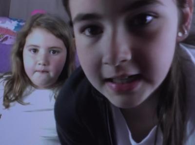 Baby YouTuber nel doc 'Marghe e Giulia'