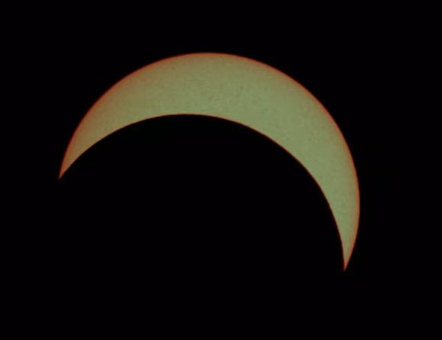 immagine 1 articolo diretta video eclissi totale di sole meteo favorevole