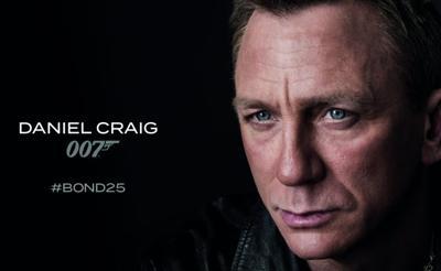Bond25, è 'No Time To Die' il titolo ufficiale