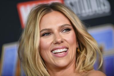 E' Scarlett l'attrice più pagata