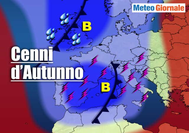 immagine 1 articolo meteo 15 giorni cenno autunno