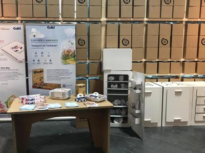 Meeting Rimini, Banco Alimentare e Cuki insieme contro il food waste