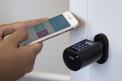 Dimentica le chiavi, con Vikey Lock serrature 100% digitali