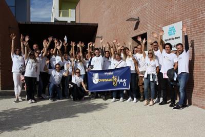 Global Community Day, 2700 dipendenti Whirlpool per la solidarietà