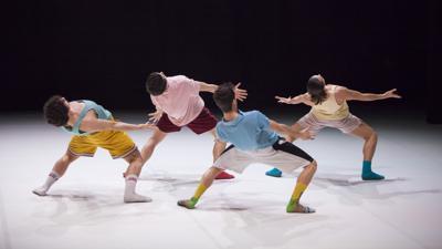 A Villa Pamphilj il Balletto di Roma protagonista di 'Intro'