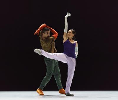 Forsythe al Romaeuropa Festival con 'A quiet Evening of Dance'