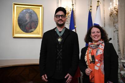 Dalla Francia onorificenza al regista russo Serebrennikov