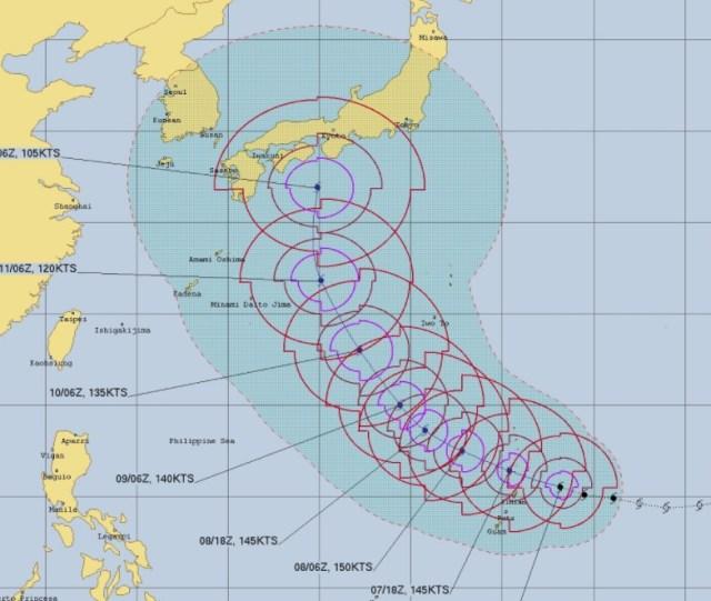 immagine 2 articolo tifone hagibis giappone allarme meteo