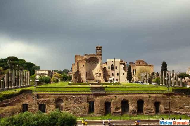 immagine 1 articolo meteo roma breve pausa ma nuove piogge attese fin da giovedi
