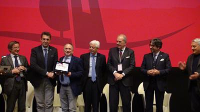 Premio 'Mirabilia ARTinArt', 1° classificato Franco Gerbasi