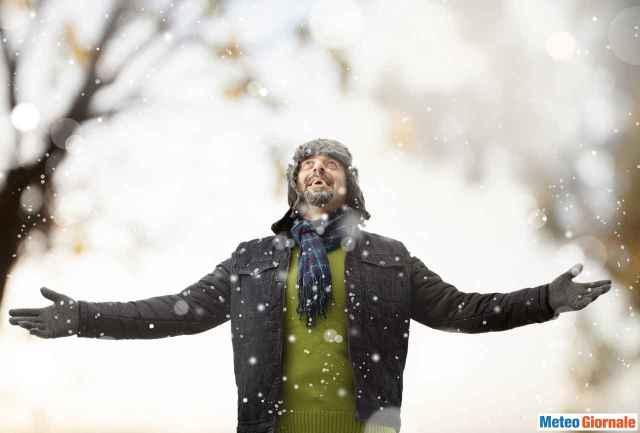 immagine 1 articolo meteo di botto invernale freddo e anche neve quote basse