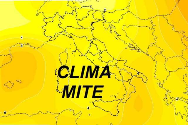 immagine 3 articolo meteo europa anomalie impressionanti caldo anche in italia