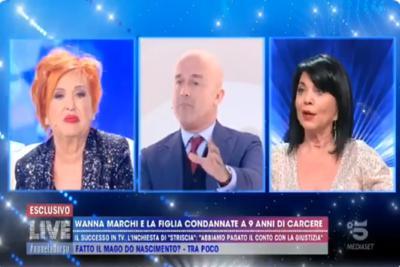 Wanna Marchi, Nuzzi attacca a 'Non è la D'Urso'