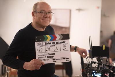 Bloccato il nuovo film Carlo Verdone: caos coronavirus