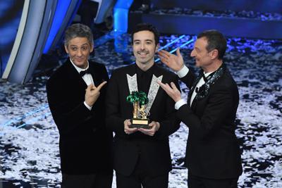 Sanremo, la classifica finale