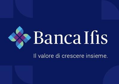 Banca Ifis: presentato nuovo brand, per la prima volta 'identità sonora'