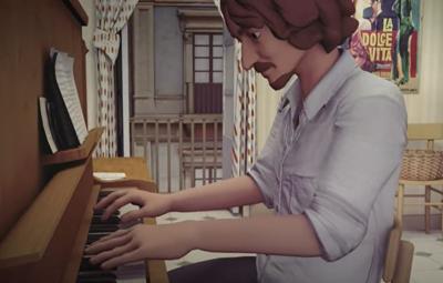 'Con te sarò', il video animato di Cammariere che ha stregato i francesi GUARDA