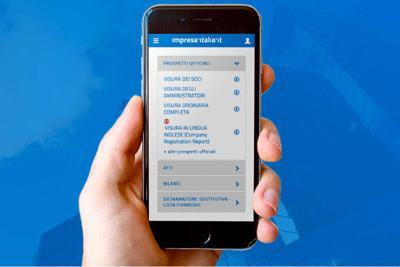 Fase 3: Infocamere, dal cassetto digitale un aiuto per gestire impresa da remoto