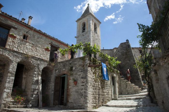A San Giovanni in Galdo soggiorni gratuiti per scoprire l'antico borgo