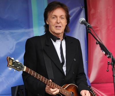 McCartney s'arrabbia: Rimborsate i biglietti agli italiani