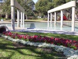 Hemisfair Park in San Antonio, Texas