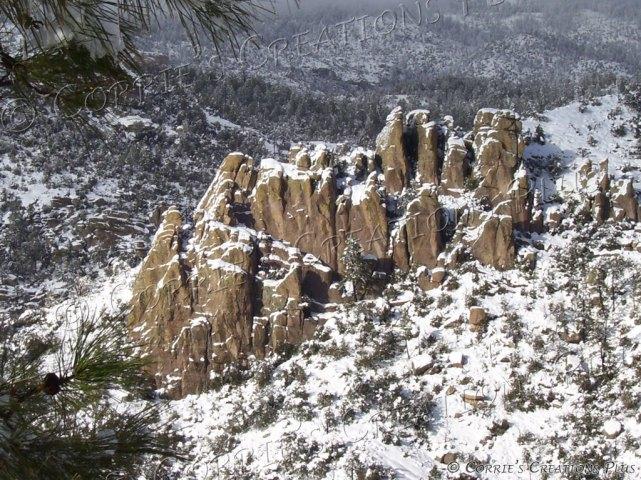 Catalina Mountains