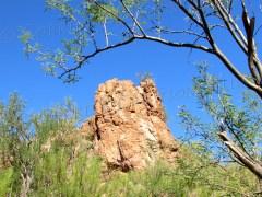 Picture Rocks, Arizona (just west of Tucson)