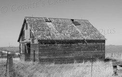 This abandoned building holds a lot of mystery and history; taken in southeastern Nebraska
