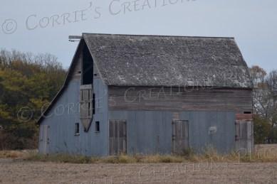 Barn in southeastern Nebraska