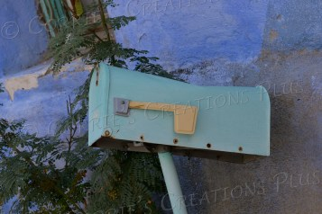 Mailbox in downtown Tucson