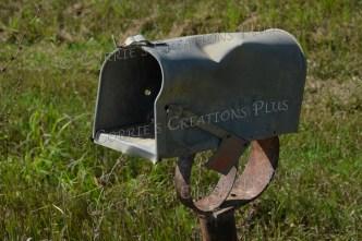 Beat-up mailbox! Southeastern Nebraska