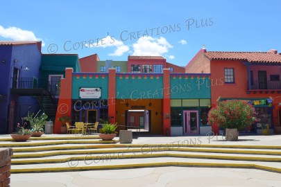 Part of the La Placita Village in downtown Tucson