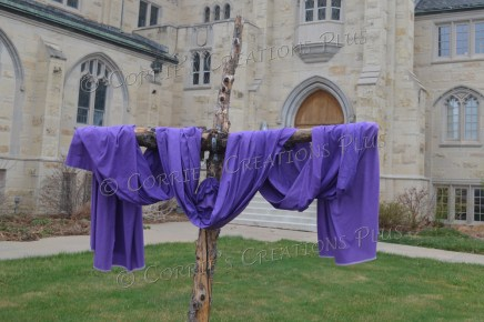 He is risen indeed! Holy Week in Beatrice, Nebraska