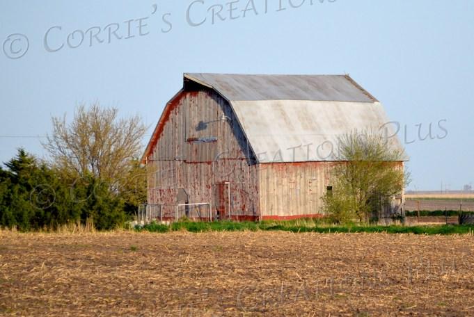 Life on the farm in southeastern Nebraska