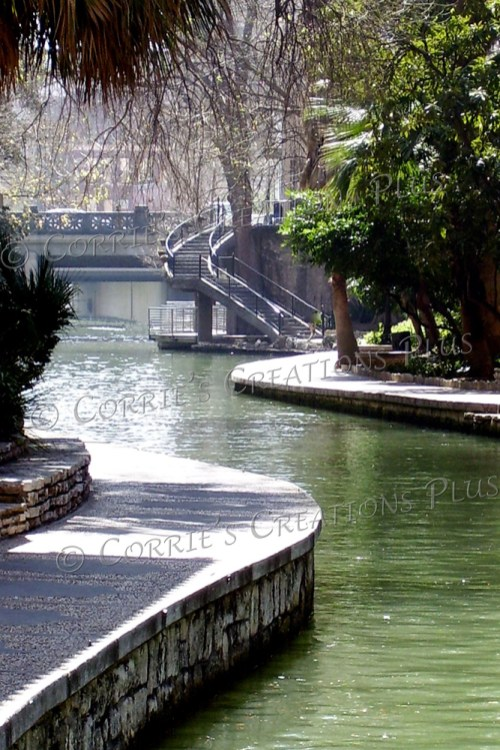 The Riverwalk in beautiful San Antonio, Texas